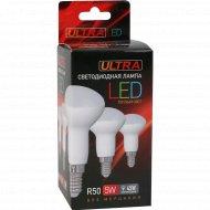 Лампа светодиодная «Ultra» LED теплый свет, 5 Вт.