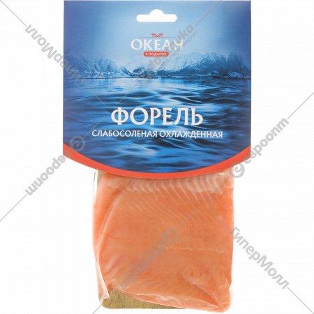 Форель радужная «Классическая» филе-кусок с кожей, 200 г.