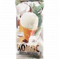 Мороженое «Кокос» 15%, 100 г.