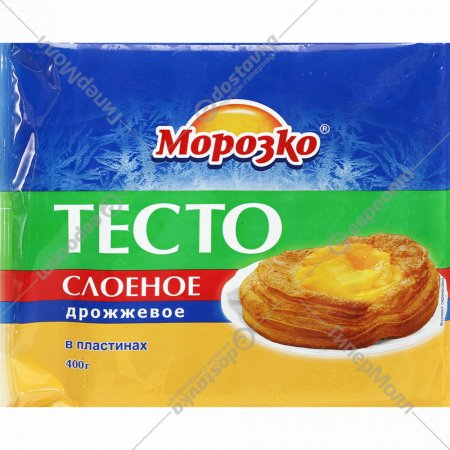 Тесто «Морозка» 400 г.