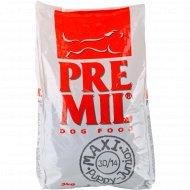 Сухой корм «Premil» Premium Maxi Junior, 3 кг.