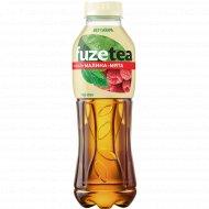 Напиток «Fuze Tea» чай улун, малина-мята, 0.5 л.