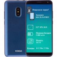 Смартфон «Venso» CX-551, синий.