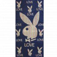Полотенце махровое «Love» 75х150 см.