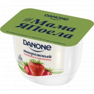 Продукт творожный «Danone» с клубникой и земляникой 3.6%, 170 г