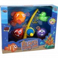 Игрушка пластмассовая «Набор рыбака».