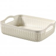 Корзина «Curver» knit basket A5, 234661, 26 л, 260x200x70.