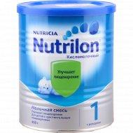 Молочная смесь «Nutrilon 1» кисломолочная, 400 г.