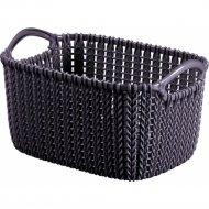 Корзина «Curver» Knit, 03674-Х66-00, Фиолетовый, 8 л