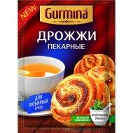 Дрожжи хлебопекарные «Gurmina» быстродействующие, 20 г.