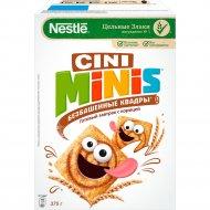 Готовый завтрак «Cini Minis» безбашеные квадры, 375 г.