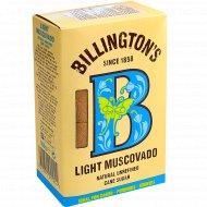 Сахар «Billington's» тростниковый, 500 г.