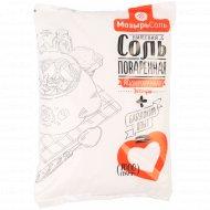 Соль поваренная пищевая «Полесье» йодированная экстра, 1 кг.