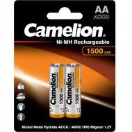 Комплект аккумуляторов «Camelion» NH-AA1500BP2, 2 шт