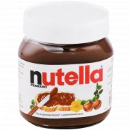 Паста «Nutella» ореховая 350 г.