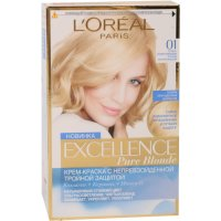 """Кр.-краска""""Excellence Pure Blond"""""""