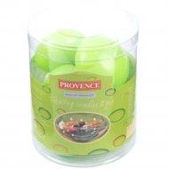 Набор свечей «Provence» 560115/74, зеленый, 4.3 см, 8 штук