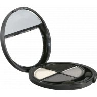Тени - квартет «Flormar Quartet Eye Shadow» №404, 12 г.