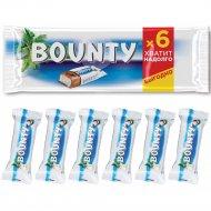 Конфеты «Bounty» с кокосом, 6 х 27.5 г.
