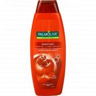 Шампунь-кондиционер для волос «Palmolive» 2в1, Живой цвет, 380 мл