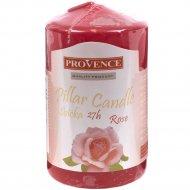 Свеча «Роза» ароматизированная, 11x6.5 см.