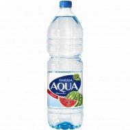 Напиток негазированный «Аква фруктовая» c ароматом арбуза, 1.5 л.