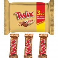 Печенье сахарное «Twix» с карамелью, 165 г