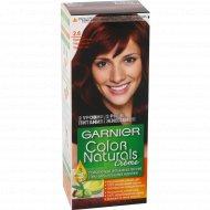 Краска для волос «Garnier Color Naturals» Creme 2.6 красная ночь.