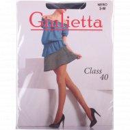 Колготки «Giulietta» Nero, 40 ден.