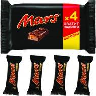 Батончики шоколадные «Mars» с нугой и карамелью, 162 г