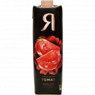 Сок томатный «Я» с солью и мякотью , 0.97 л.