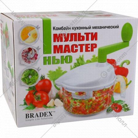 Комбайн кухонный «Мульти Мастер Нью» механический.