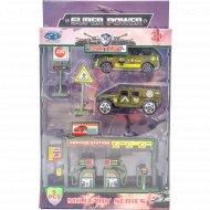 Игрушка «Машина» металлическая, арт. MZ832.