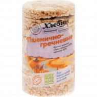 Хлебцы хрустящие «Ростовские» пшенично-гречневые, 80 г