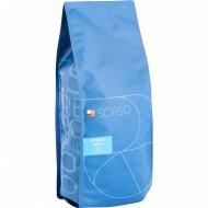 Кофе натуральный жареный в зернах «Sorso» Арабика Смесь, 1000 г
