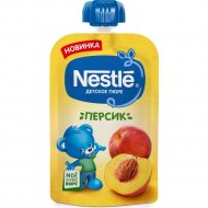 Пюре «Nestle» персик, 4+, 90 г.
