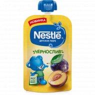 Пюре «Nestle» чернослив, 4+, пауч, 90 г.