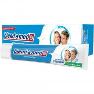 Зубная паста «Blend-a-med» Анти Кариес» здоровая белизна, 100 мл.