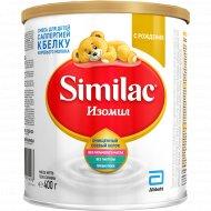 Сухая молочная смесь «Similac» Isomil, 400 г.