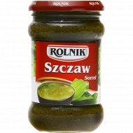 Щавель «Rolnik» консервированный, 300 г.