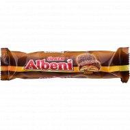 Печенье «Ulker Albeni» с карамелью в молочном шоколаде, 72 г