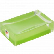 Подставка для мыла полирезин, 11 х 7 х 3 см.