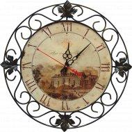 Часы настенные «Замок».
