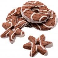 Печенье сахарное «Сласт-триумф» 2 кг., фасовка 0.4-0.5 кг