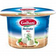 Сыр «Galbani» буррата мини 50%, 125 г.