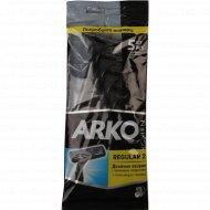 Станки одноразовые для бритья «Arko» 5 шт.