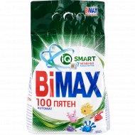 Порошок стиральный «BiMax» automat, 100 пятен, 3 кг.