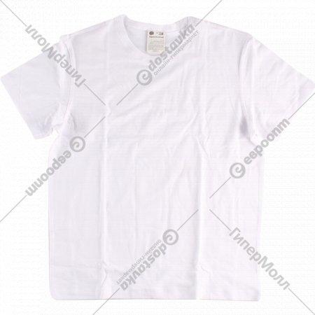 Фуфайка мужская «T-Shirt» белая.