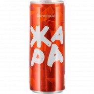 Напиток энергетический «Жара» 0.25 л.