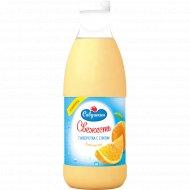 Напиток «Свежесть» сыворотка с соком апельсина 950 мл.